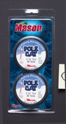 """POLECAT"" Ice Fishing Monofilament"